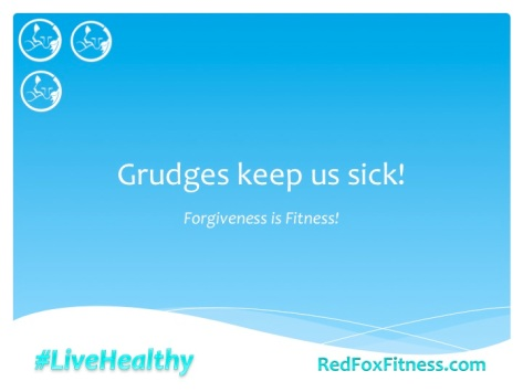 Forgiveness is Fitness!