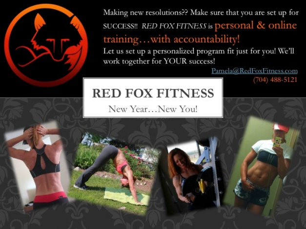 Let RFF help make your Fitness Goals a SUCCESS!  Email or call us!  We'll create a program fit just for you with accountability built right in!