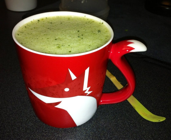 Red Fox Fitness Matcha