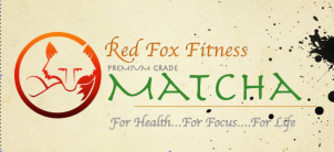 Get your Red Fox Fitness Matcha here!