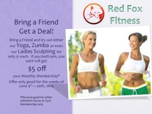 Bring a Friend Deal