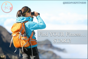 Find YOUR Fitness...START